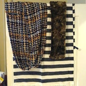 Scarf Lot of 3